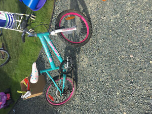 16 inch girls bike