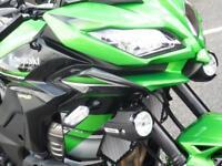 Kawasaki Versys1000 SE Grand Tourer 2018 Model Candy Lime Green