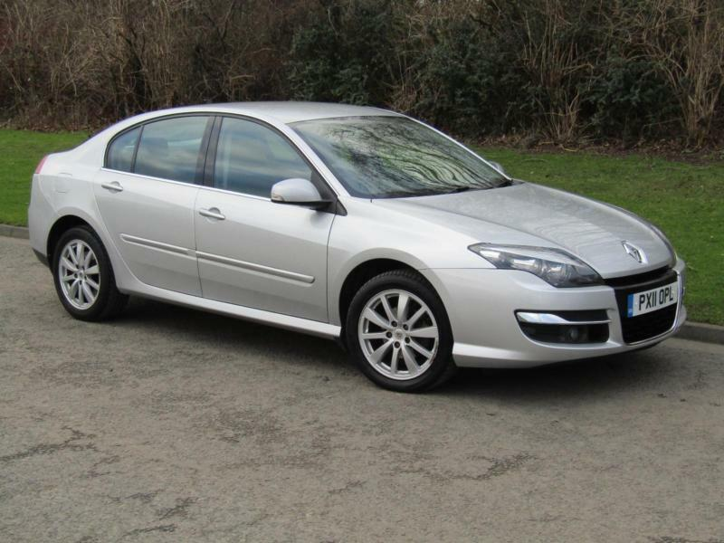 2011 Renault Laguna 15 Dci Dynamique Tom Tom Manual Diesel 5 Door