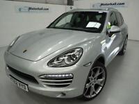 "Porsche Cayenne D V6 TIPTRONIC + FULL SERV HIST + 22"" ALLOYS"