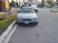 1991 Acura Legend LS Sedan