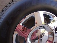 """18"""" LINCOLN - FORD * BRAND NEW! $ACRIFICE $1450 WHEELS w/TIRES!"""