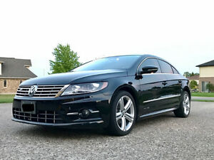 2014 Volkswagen CC R-Line PERFECT CONDITION/FACTORY WARRENTY