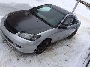 2004 Honda Civic LX Coupé (2 portes)