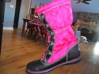 Coach Winter Boots For Sale