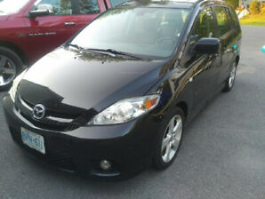 Mazda 5 GT, clean and certified