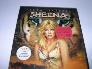 Sheena (Reine de la jungle) - DVD neuf et scèllé