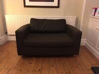 Sofa beds x 2 (1 double, 1 single)