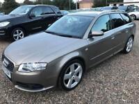 Audi A4 Avant 2.0 2007MY S Line