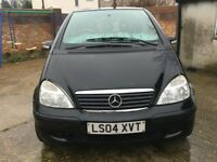 MERCEDES A 140 CLASSIC MANUAL MOT,EXCELLENT CONDITION DRIVE SPOT ON
