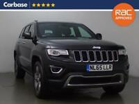 2015 JEEP GRAND CHEROKEE 3.0 CRD Limited Plus 5dr Auto MPV 5 Seats