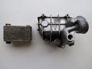 Porsche 944 1983-1988 Engine Oil Cooler Filter Housing 944107149