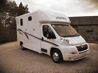 Horsebox 3.5t Citroen Relay 'Westcountry' John Oates LWB Brand New Conversion