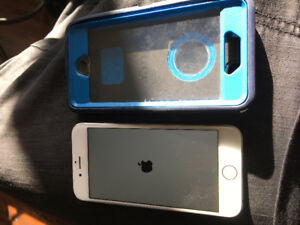 IPhone 6 16Gb and Otterbox