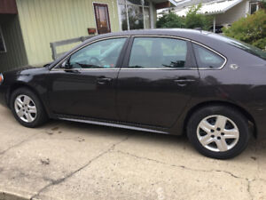 2009 Chevrolet Impala Sedan LS - Solid only 140 Km