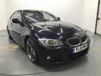 BMW 3 Series 335d M Sport 2dr Step Auto