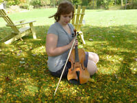 ANCASTER  Suzuki Violin and Viola Lessons