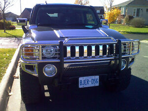 chrome  accessories Hummer H3