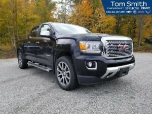 2019 GMC Canyon   - Navigation - SiriusXM - $315.67 B/W