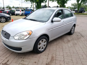 *2006 HYUNDAI ACCENT, 6 MONTH WARRANTY & INSPECTION & CARFAX INC