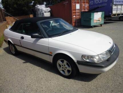 1996 Saab 900 Coupe convertible Wanneroo Wanneroo Area Preview