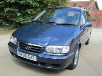 Hyundai Trajet 2.0 GSi 7 Seater 1 Previous Owner **SOLD**