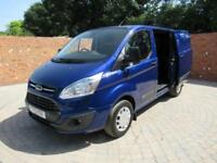 FORD TRANSIT CUSTOM 290 L1 H1 TREND SWB 125 BHP BLUETOOTH 3 SEATS