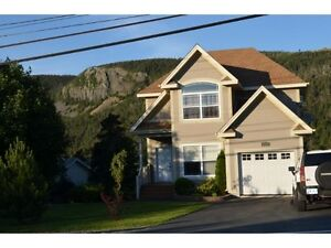 Fully Developed 2 Storey In Topsail.