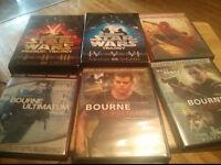 Mega boite de dvd!