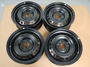 4 jantes 16 po x 6,5  neuves  bolt pattern 5x114,3