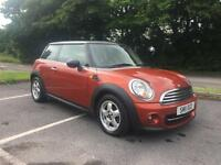 Mini Mini 1.6 Cooper hatch finance arranged from £30 per week