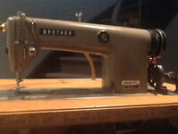 Brother Industrial Sewing Machine & Accessories