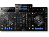 Pioneer xdj-rx with krk 5s