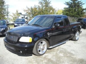 2000 Ford F-150 Series HARLEY EDITION