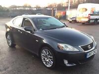 LEXUS IS 220D 2.2 SE-L TOP OF RANGE,HPI CLEAR,SAT NAV,REVERSE CAMERA