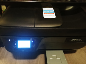 HP Officejet all  in one wireless printer