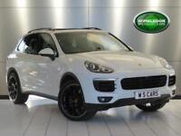 2015 PORSCHE CAYENNE S E-HYBRID TIPTRONIC [PAN ROOF / AIR SUSPENSION / PASM / E