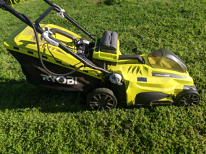 Ryobi 36v Mower Lawnmower
