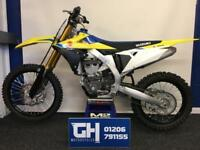 EX DEMO 2018 SUZUKI RMZ 450 | JUST 2 HOURS USE ONLY | SAVE ON A BRAND NEW MODEL