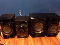 LG sound system forsale ( moving away )