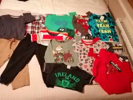 17 items Boys age 2-3 yrs clothes