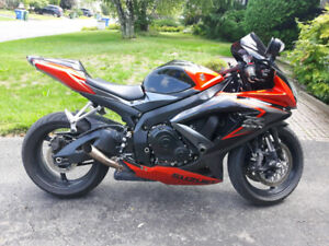 Suzuki GSXR 750 2008 ** Condition A1**