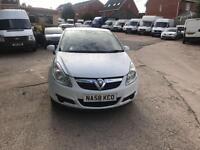 Vauxhall Corsa 1.2i 16v Life 3 DOOR - 2008 58-REG - 8 MONTHS MOT