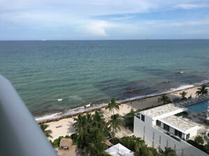 CONDOS À LOUER FLORIDE HOLLYWOOD BORD DE MER AU COMPLEXE TIDES