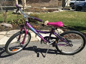 Girl's Miele Bike