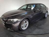 2014 64 BMW 5 SERIES 2.0 520D M SPORT 4D AUTO 188 BHP DIESEL