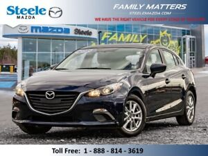 2015 Mazda Mazda3 GS SPORT  (Unlimited KM Warranty)