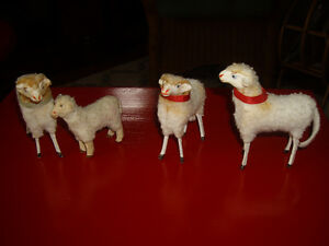 VINTAGE SHEEP COLLECTION