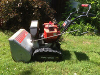 "25"" Craftsman Track Snowblower"