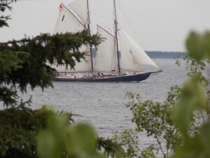 BLUENOSE COUNTRY , LUNENBURG  N S with UPGRADES